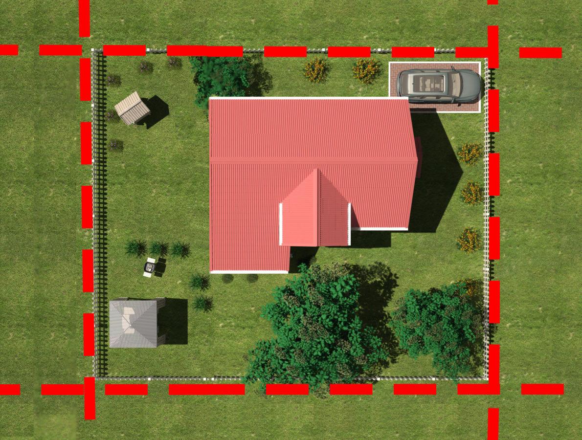 Увеличение площади участка с помощью межевания