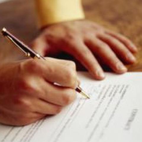 Простая письменная форма: как все сделать правильно