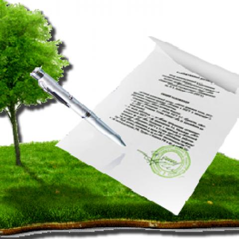 Нотариальные удостоверения купли-продажи земли могут отменить.