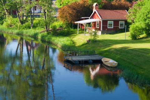 Можно ли строить дом у воды. Береговая полоса и водоохранная зона – в чем разница?