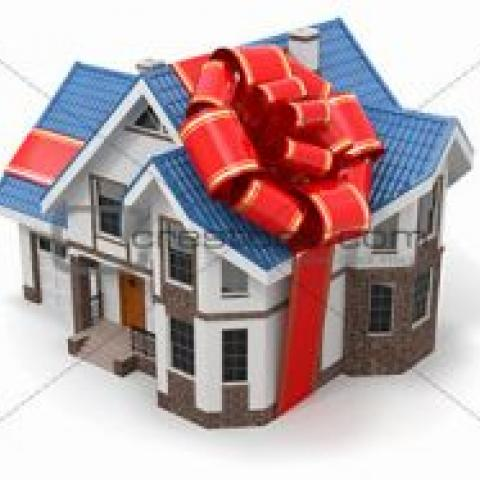 Подарить квартиру: плюсы и минусы.