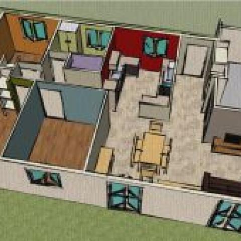 Две квартиры превращаются… в одну. Нюансы объединения квартир.