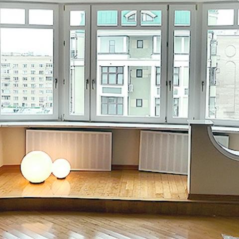 Трудности перепланировки: как присоединить балкон к комнате, не нарушая закон.