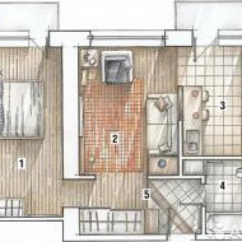 Как превратить хрущевку в комфортное жилье.