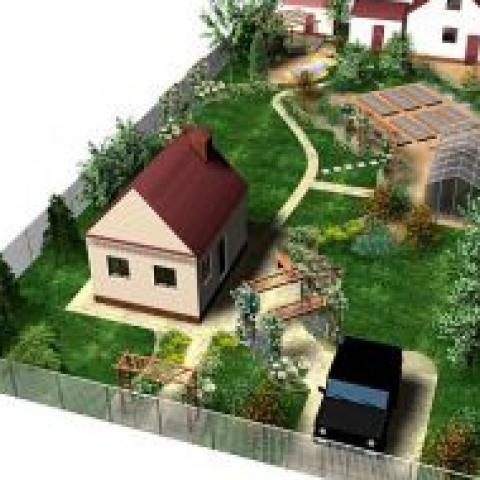 Члены садовых товариществ будут платить взносы согласно размеру участков.