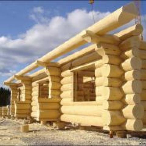 Строительство деревянных домов: экономим с умом.
