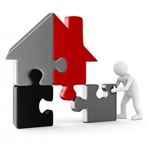 Тяжелая доля. Что делать, если в собственности лишь часть квартиры?