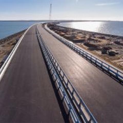 Эксперты предсказали рост спроса на жилье в Крыму после открытия моста.