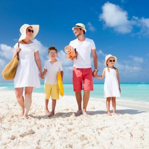 Евпатория возглавила рейтинг семейных курортов среди россиян.