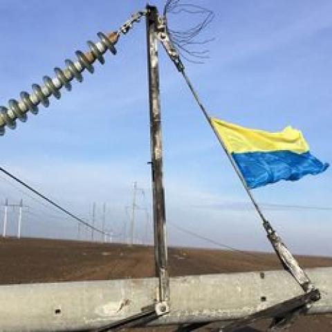 Полуостров тьмы: все подробности энергоблокады Крыма .
