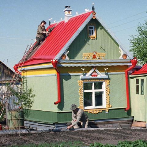 С 1 января в России изменится процедура регистрации дачных строений.