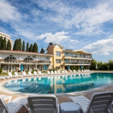 Крымские курорты полностью обеспечены электроэнергией.