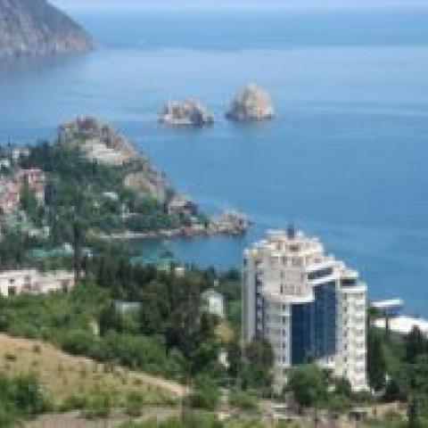 Три крымских города вошли в ТОП-10 популярнейших курортов РФ.
