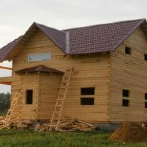 ТОП-5 строительных материалов для домов эконом-класса.