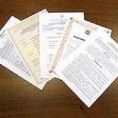 Минэкономразвития повысит тарифы на услуги по оформлению документов на недвижимость.