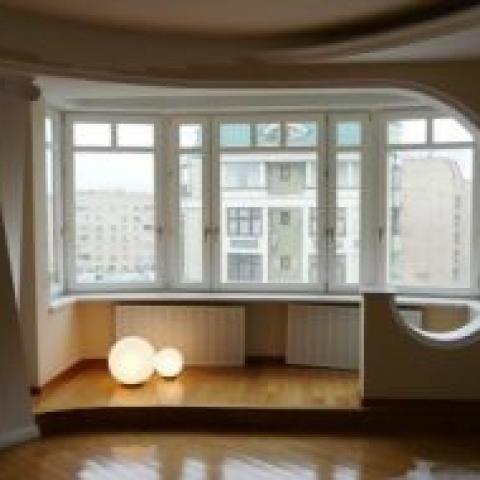 Присоединение балкона без самодеятельности.