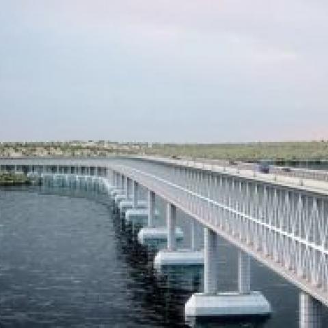 Цены на жилье в Крыму снизятся после открытия Керченского моста, ожидают власти.