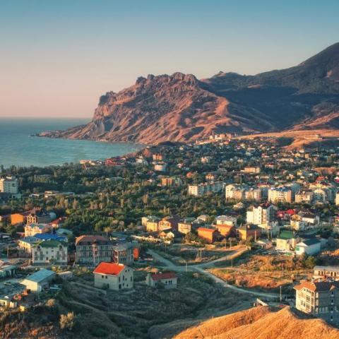 Цены на дома в Крыму приблизились к московским.