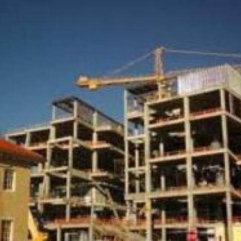 В Крыму стали строить втрое больше жилья.