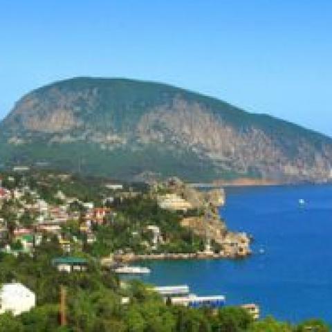 В Крыму отменен мораторий на регистрацию прибрежных объектов.