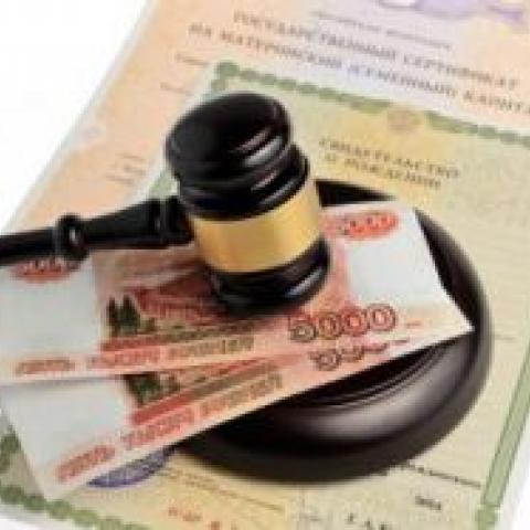 Материнский капитал: судебная практика последних лет.