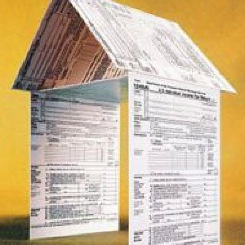 Новая схема налогообложения на недвижимость.