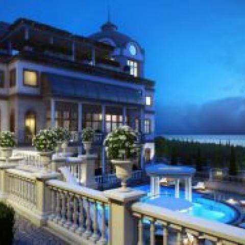 Элитное жилье Крыма набирает популярность.