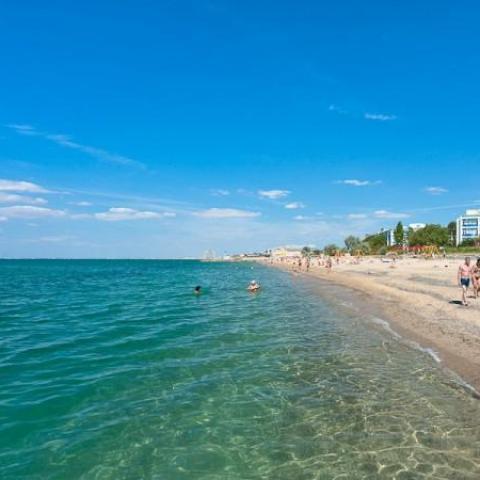 Самое недорогое проживание у моря в этом году будет в Крыму.