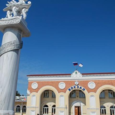По результатам конкурса «Крым — регион экологической безопасности и чистоты» Евпатория признана самым экологически безопасным и чистым городом Крыма.