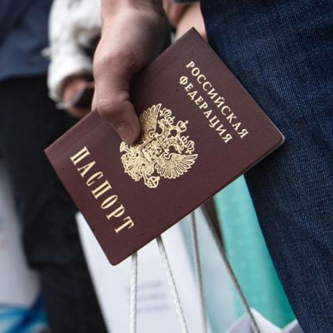 На Керченской переправе упростили прохождение паспортного контроля.