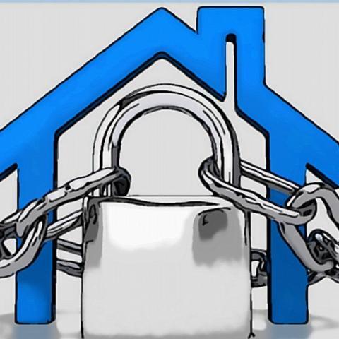 Как защитить квартиру от мошенников.