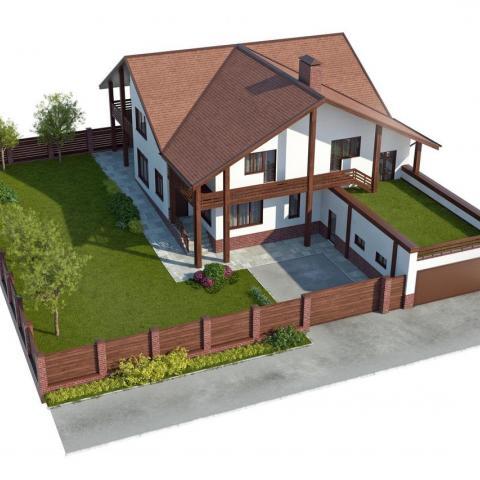 Дома на садовых участках без ПЗЗ должны соответствовать параметрам ИЖС.