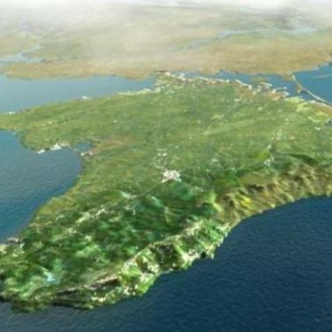 Минкурортов Крыма готовит новый туристический логотип полуострова.