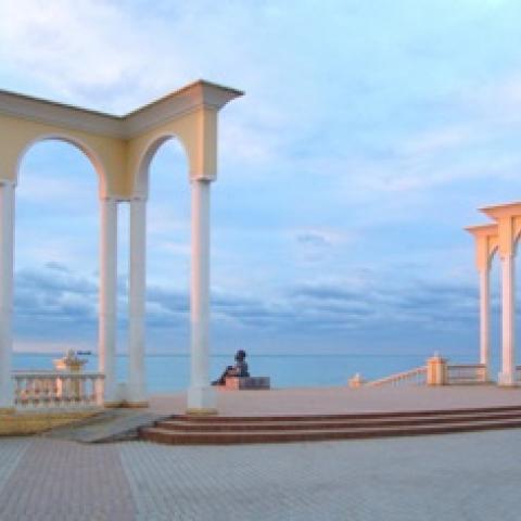 В Евпатории откроют четырехзвездочный отель.