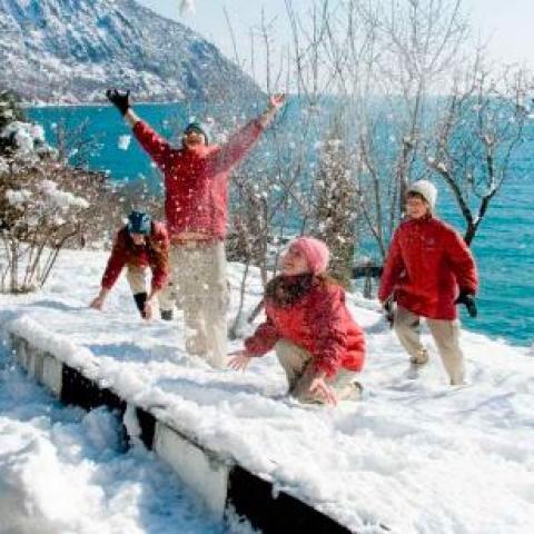 Рост спроса ожидается на зимний отдых в Крыму.