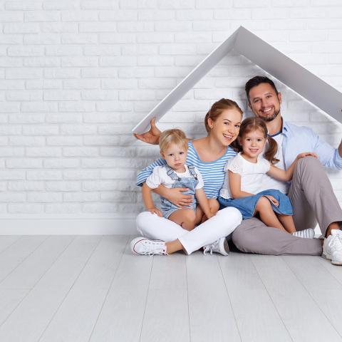Доля детей в квартире: правила покупки и продажи.