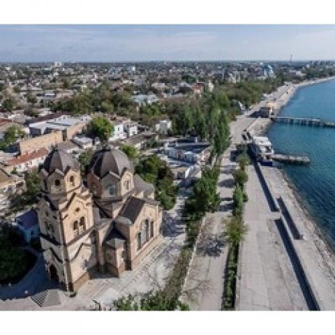 Евпатория признана самым экологически чистым и безопасным городом Крыма.