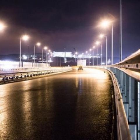 Крымский мост откроют 15 или 16 мая.